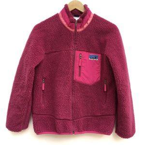 Patagonia Classic Retro X Sherpa Fleece Jacket